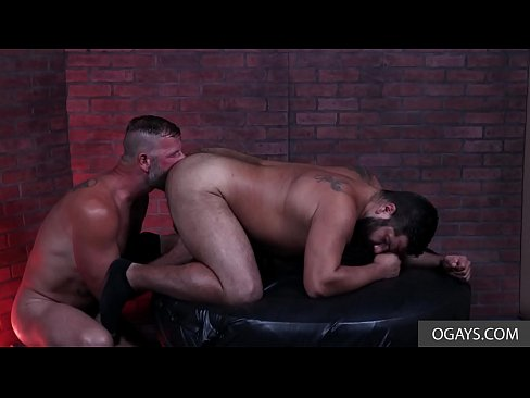 Gay casting couch with Lanz Adams & Bubba Dip