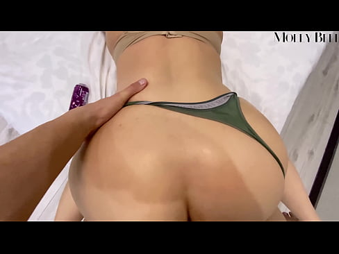 Fucked Sexy Girlfriend in Doggystyle not Taking off Panties
