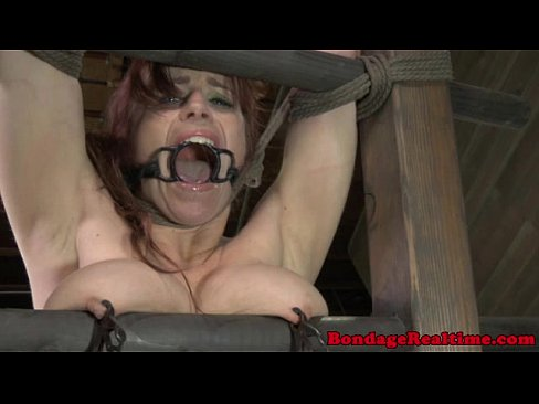 Open Mouth Gagged Sub Gets Spanked - YouPorncom