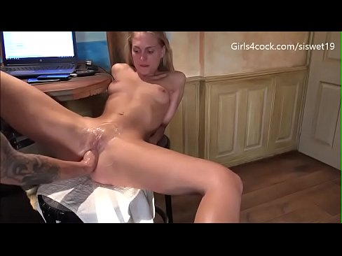 Very tight pussy one finger