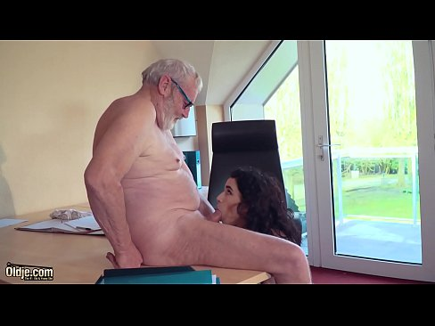 Idea and free grandpa oral sex videos join