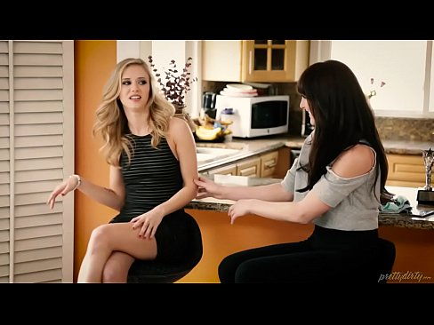 Fake babysitter have fun with a husband – Bianca Breeze and Rachel James