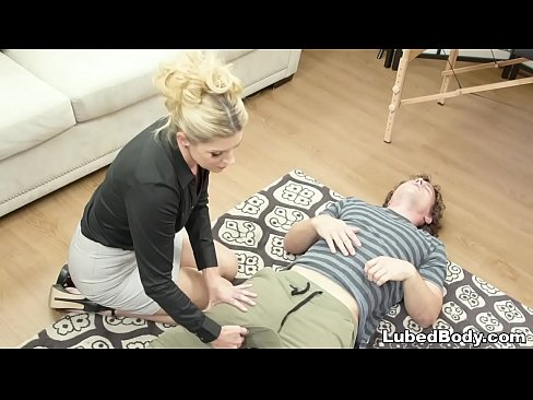 MILF therapy always helps - India Summer and Robby Echo's Thumb