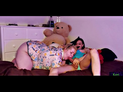TS BIG DICKED MOMMY fucks her Baby Girl HARD and ROUGH (PREVIEW FULL VERSION ON MANYVIDS)