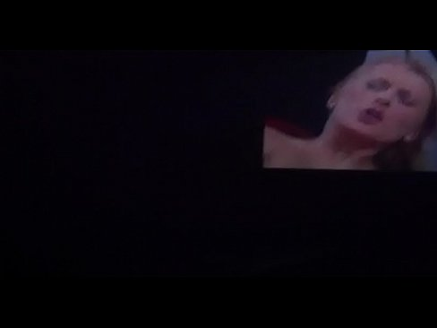 Wife surrounded strokers in adult theater