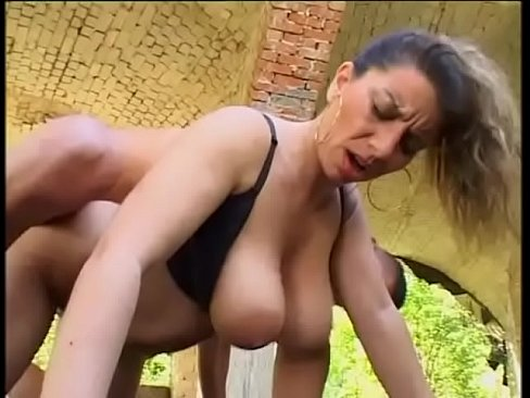 Busty women targeted and banged by horny men Vol. 18