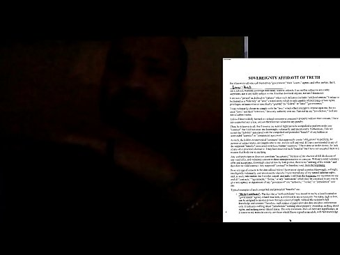 New York State Covid 19 lies and beyond that using Affidavit to come at Sovereigns