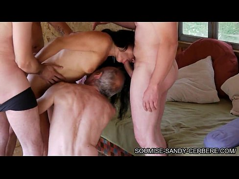 Wifes home made gangbang movies