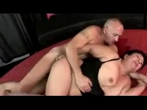 Mom gets anal creampie