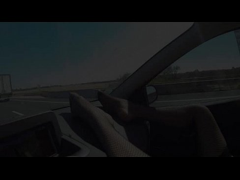 Flashing in public and sex in the car.