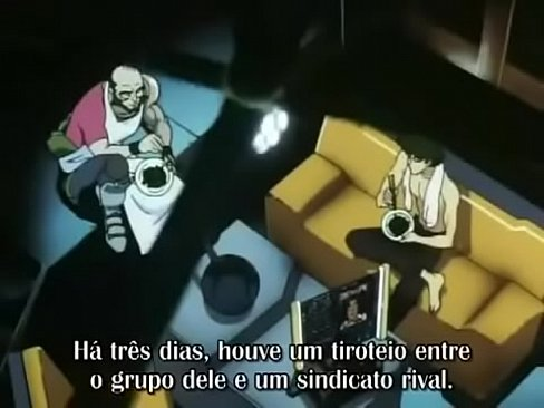 Cowboy Bebop EP01 - Asteroid Blues (Legendado)