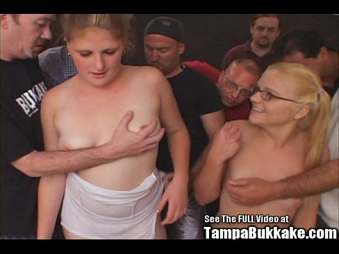remarkable, very fat blonde slut gets her face covered that would without your