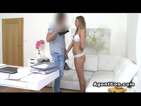 Perfect body babe bangs in casting's Thumb