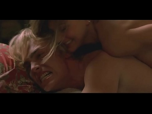 Sex scenes from cabin fever