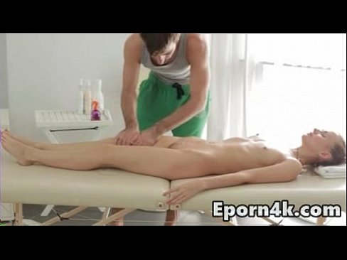 small tits massage