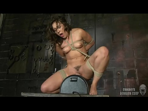 Forced to ride sybian