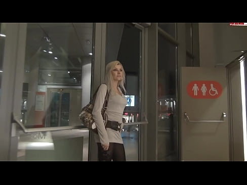 VanessaKiss - Fick in C&A - 100% Public