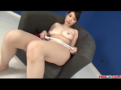 Honami uehara uses toys to please her cunt while sucking cock 8