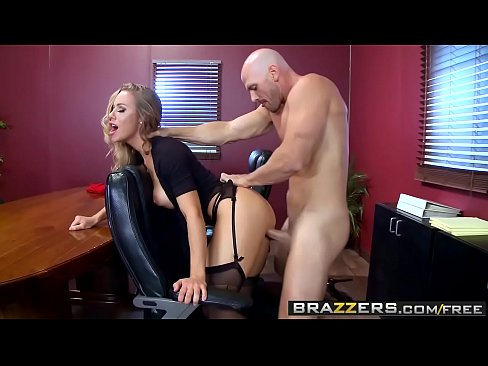 Brazzers – Big Tits at Work – (Nicole Aniston), (Johnny Sins) – Union Nutbuster