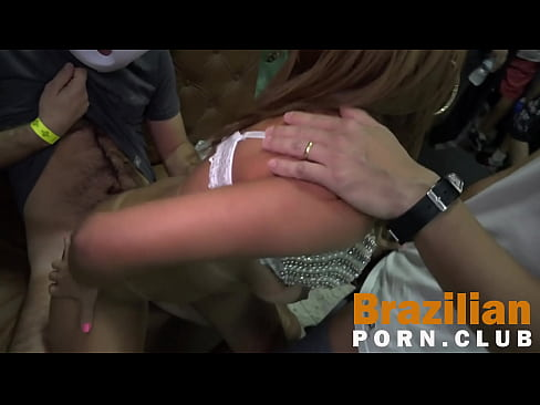 Carnival in Brazil 2021 Gang bang party where everything can happen
