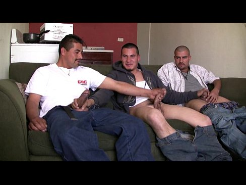 Dirty gay gaping with ejaculation