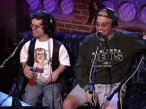 Howard Stern - Hank the Angry d. Dwarf & c. Bob with Nicole Moore