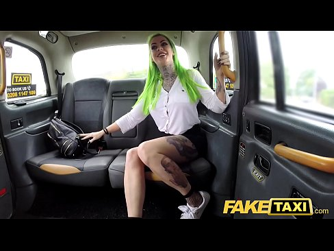 Fake Taxi Tattoos big tits and squirting pussy blowjob lips's Thumb