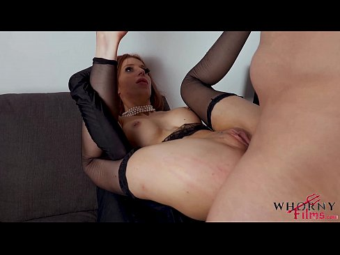Elegant Clothed Anal Fuck with a busty glamour model Evilyn Jezebel that gets her Ass Pounded Hardcore -WhornyFilms.com