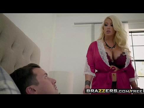 Brazzers – Big Butts Like It Big –  My Stepmothers Pantyhose scene starring Alura Jenson and Jessy J