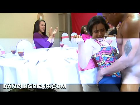 Clip sex Wild CFNM Bachelorette Party with the Big Dick Dancing Bear! (db10551)