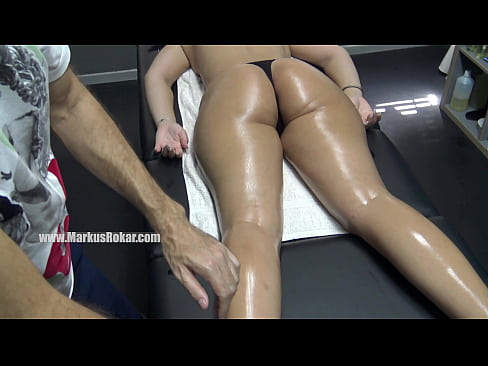 Sexy Milf Big Booty Model Came for Massage with her Mom to Seduce Masseur and not only!