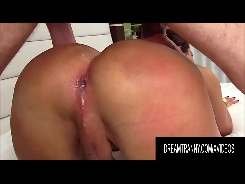 Dream Tranny - Pumping Tgirls Full of Seed Compilation