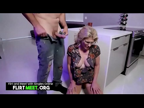 Cory Chase in My stepmother is a stripper