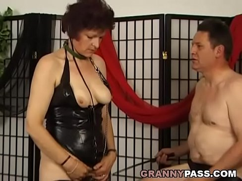 Clip sex Kinky German Granny Suck Dick