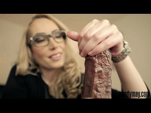 cover video Candy May    Pov Handjob With A Big Wrist Watch