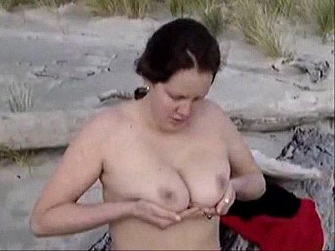 Wife boobs amateur video