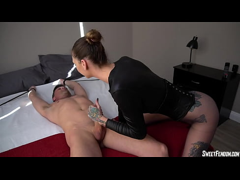 Clip sex Brutally Sensual Edging with Rocky - She Owns