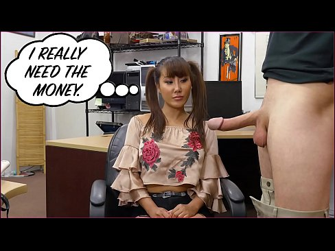 XXX 2019 XXXPAWN – Desperate Chinese Woman Tiffany Rain Puts Up With BS For Money