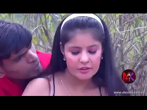 desimasala.co – Hot bhabhi romance with young boy in forest