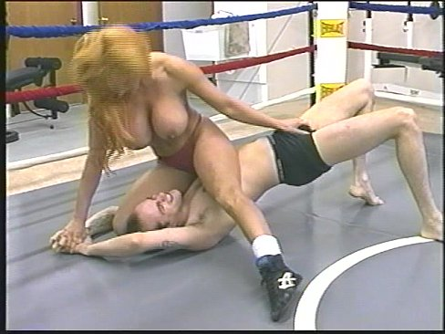 Mixed wrestling hardcore
