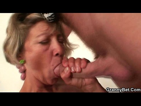 great mature blowjobs