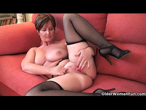 Huge mature mother needs a good fuck