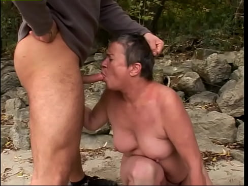 Hey My Grandma Is A Whore #16 - Fucking an old granny is one of the most interesting sexual experiences