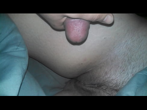 Cumming on my girlfriends pussy
