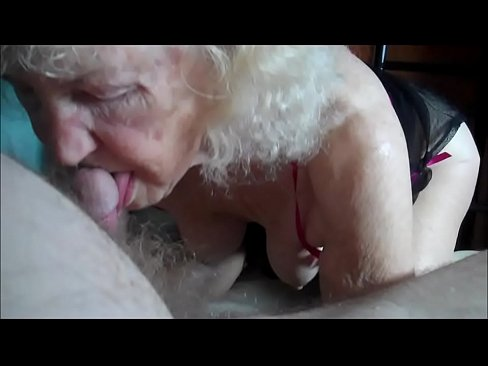 Eighty year old cock suckers thought