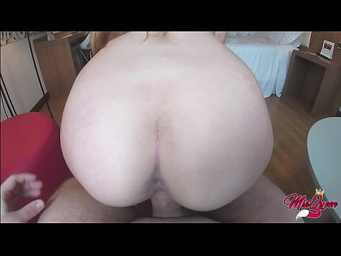 He came inside my super tight pussy - Mia Queen Amateur Sex