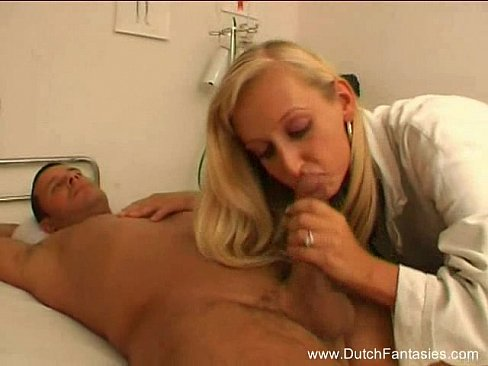 Dutch Doctor Fucks Her Male Patient In Holland