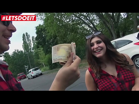 LETSDOEIT - (July Johnson & Kookie Ryan) Big Tits German Girl Is In For A Hardcore Ride With BBC