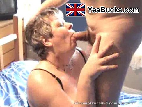 real amateur british granny