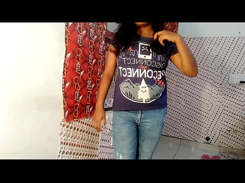 Indian student homemade mustbuting video